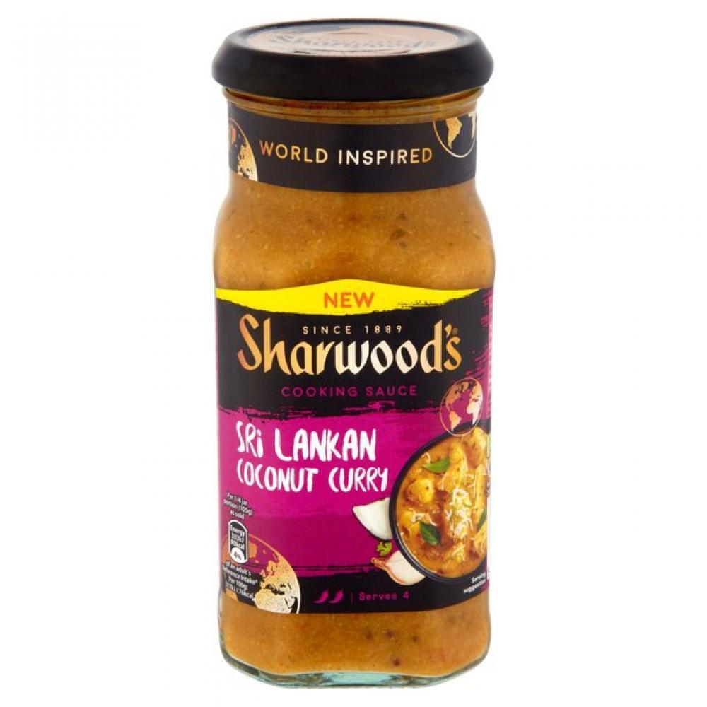 Sharwoods Sri Lankan Coconut Curry 420g