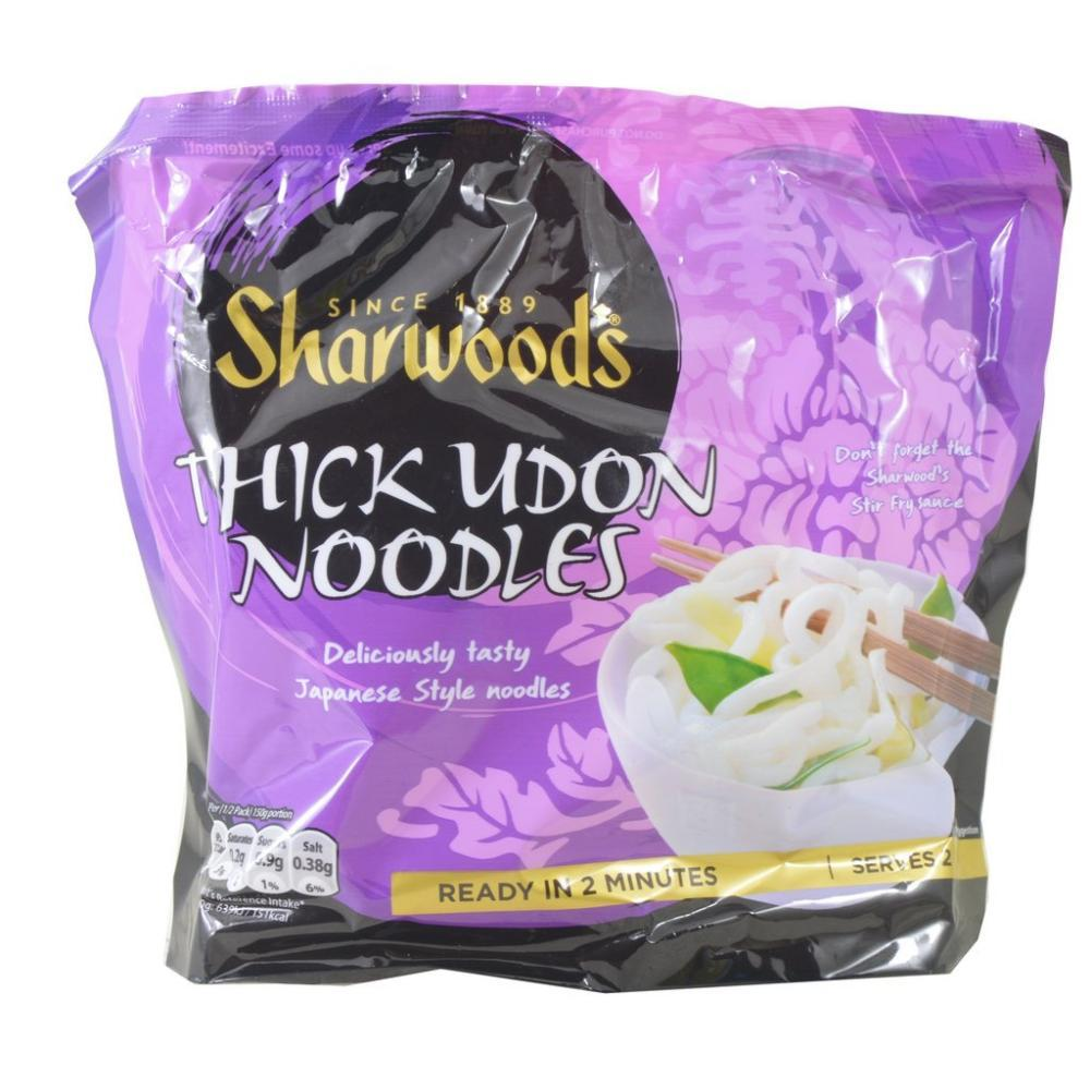 Sharwoods Thick Udon Noodles 300g