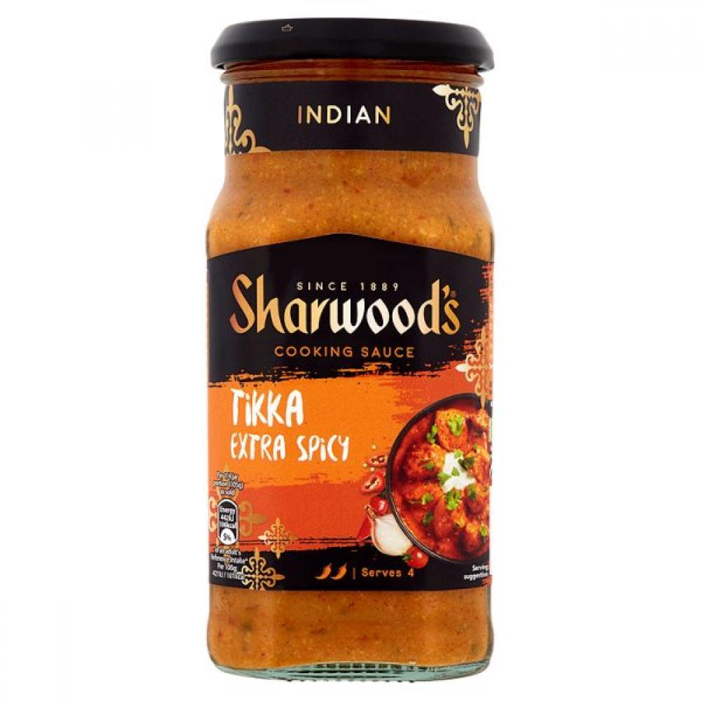 Sharwoods Tikka Extra Spicy 420g