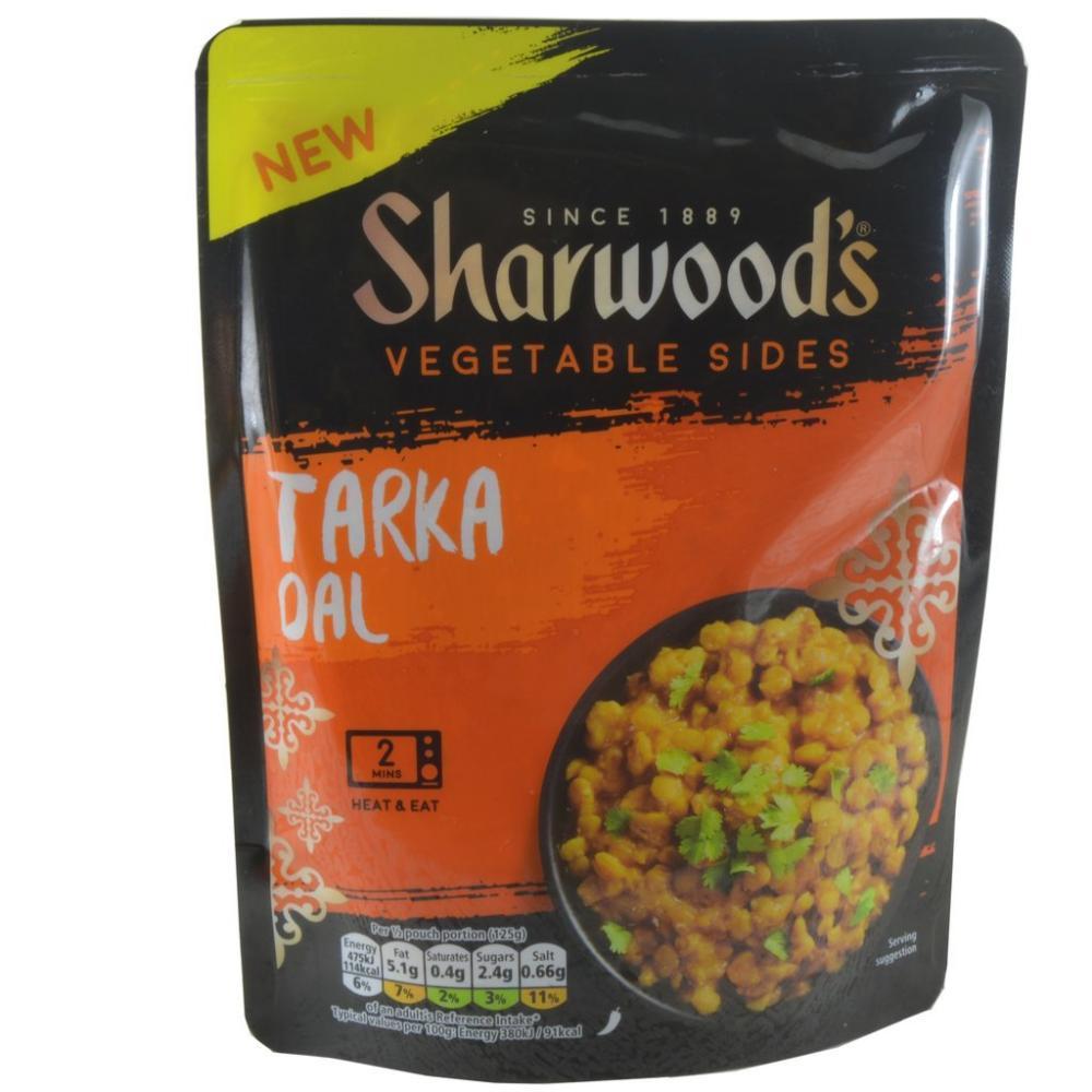 Sharwoods Vegetable Sides Tarka Dal 250g
