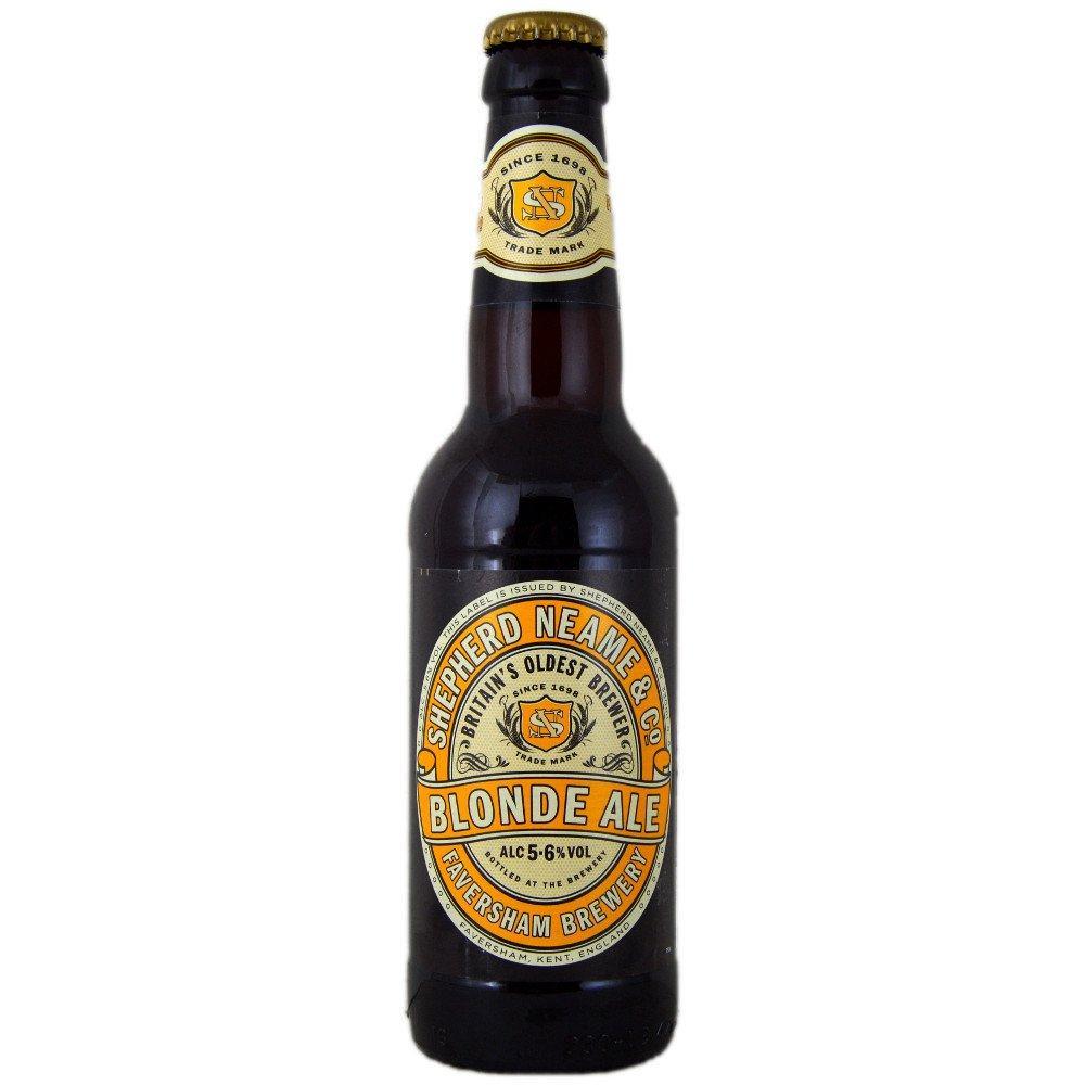 Shepherd Neame Blonde Ale 330ml