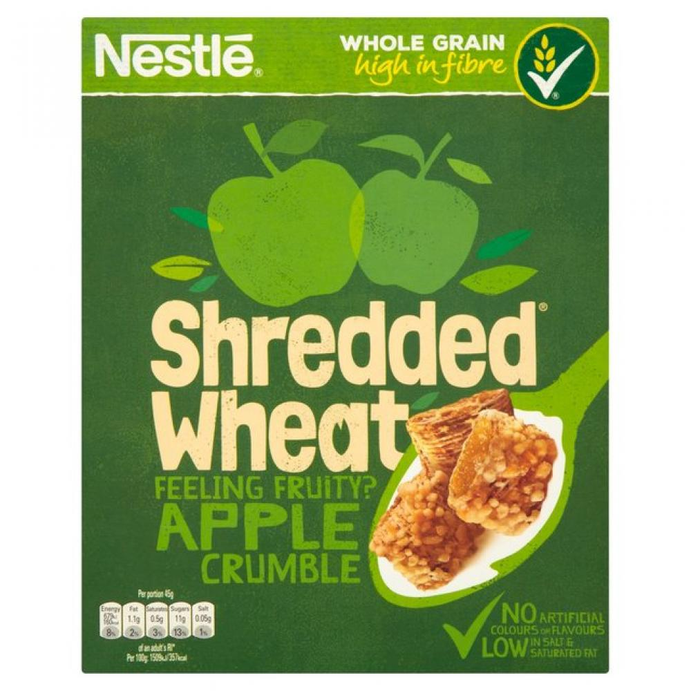 Nestle Shredded Wheat Apple Crumble 430g