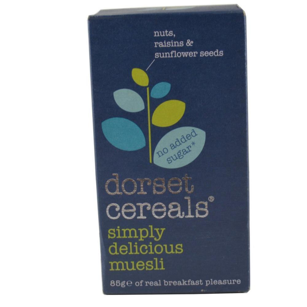 Dorset Cereals Simply Delicious Muesli 85g