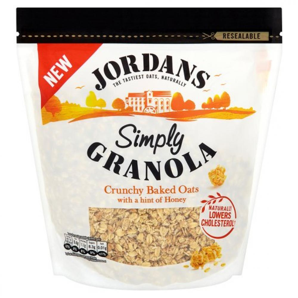 Jordans Simply Granola 750 g
