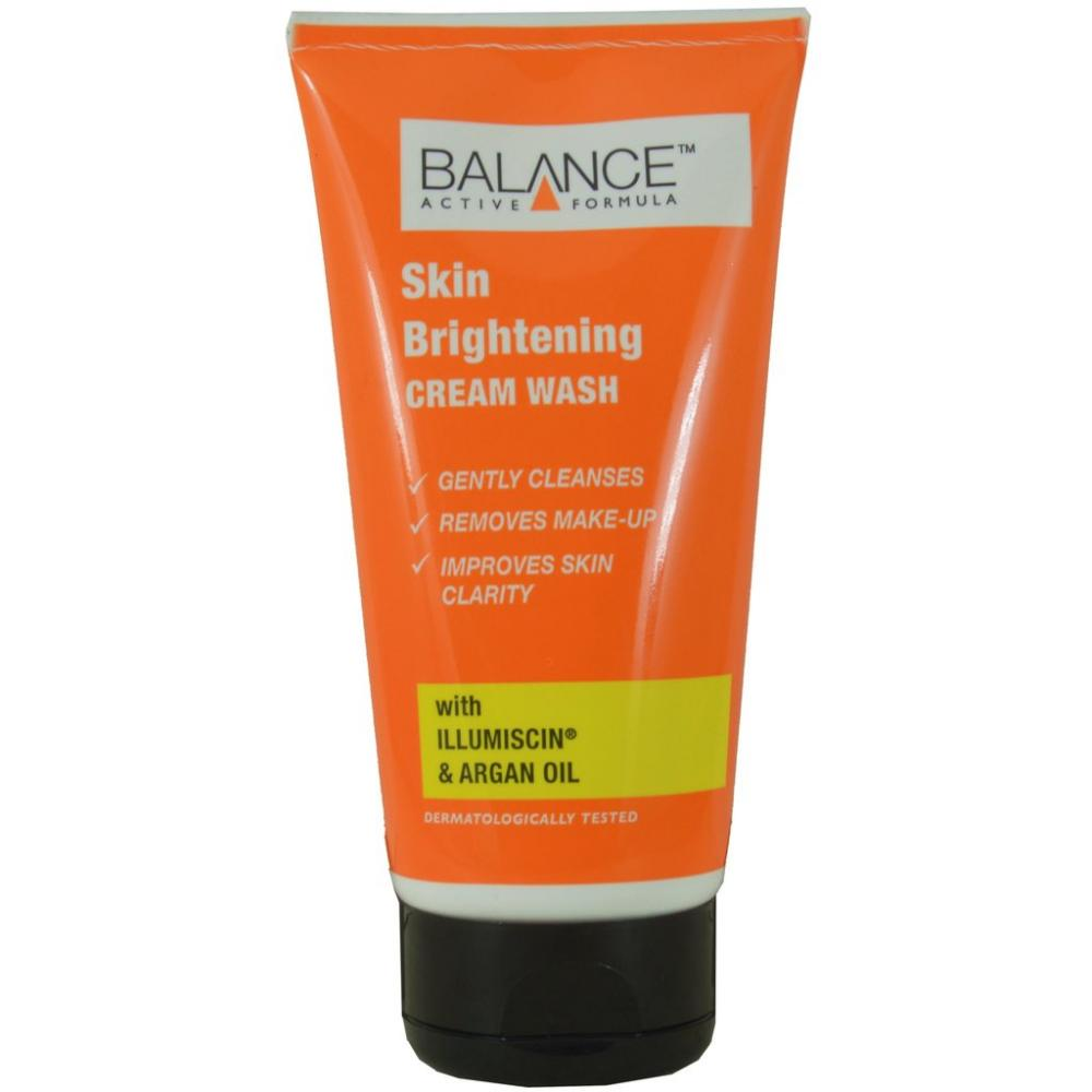 Balance Skin Brightening Cream Wash 150ml