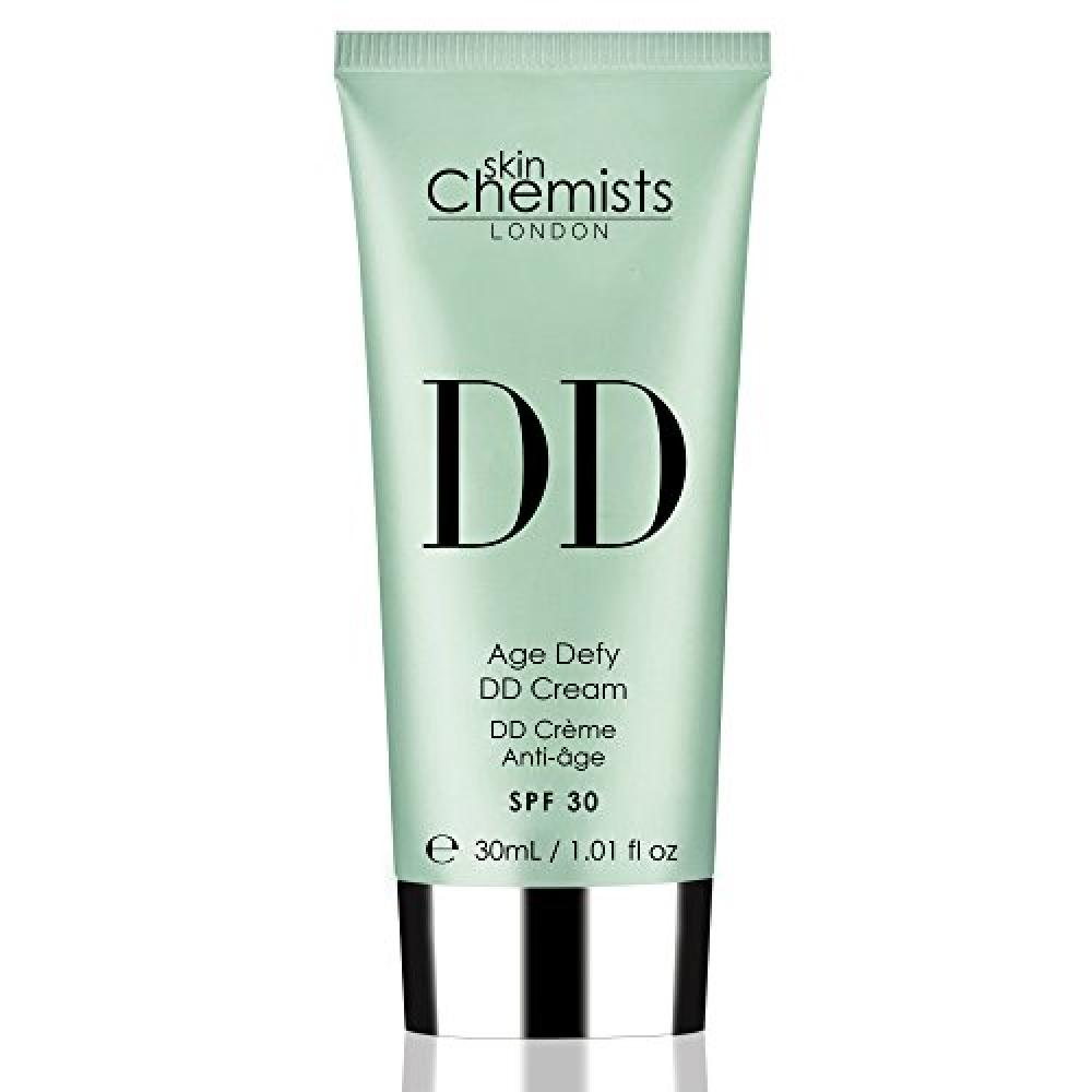 FURTHER REDUCTION  skinChemists Age Defying DD Cream Medium with SPF30 30 ml