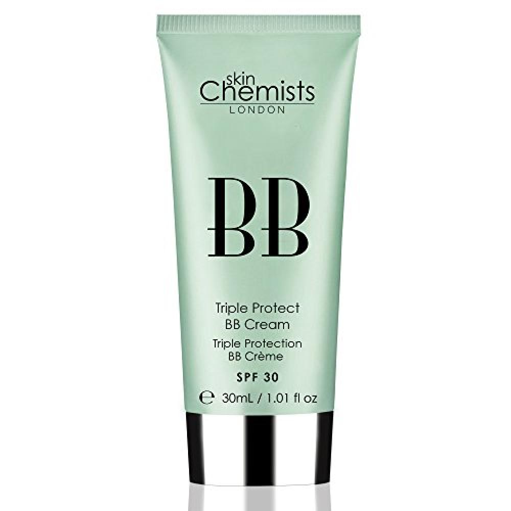 SALE  skinChemists Triple Protect BB Cream Medium 30ml