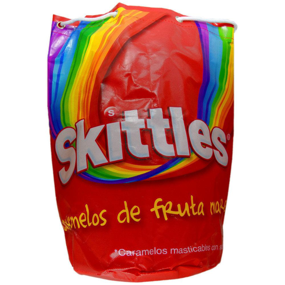 Skittles Drawstring Shoulder Bag