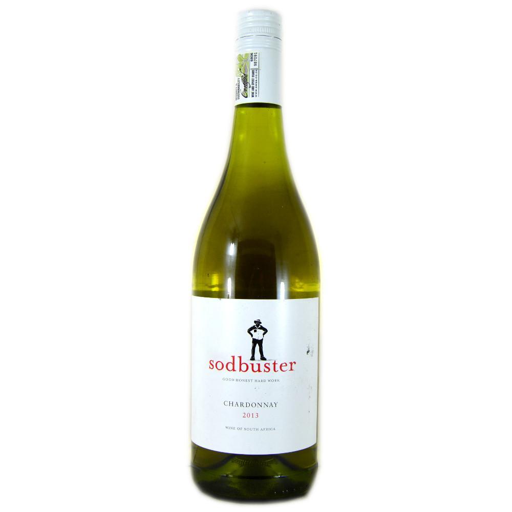 SodBuster Chardonnay 2013 750ml