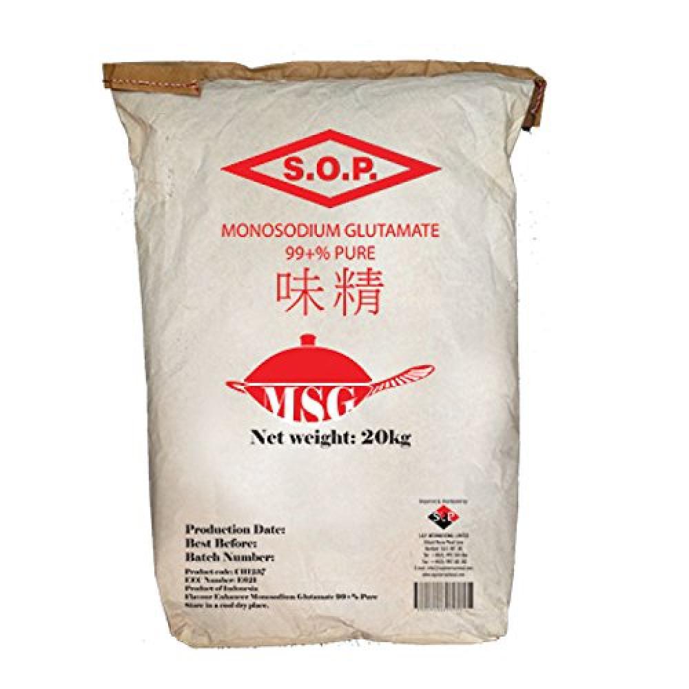 FURTHER REDUCTION  SOP Monosodium Glutimate 20 kg