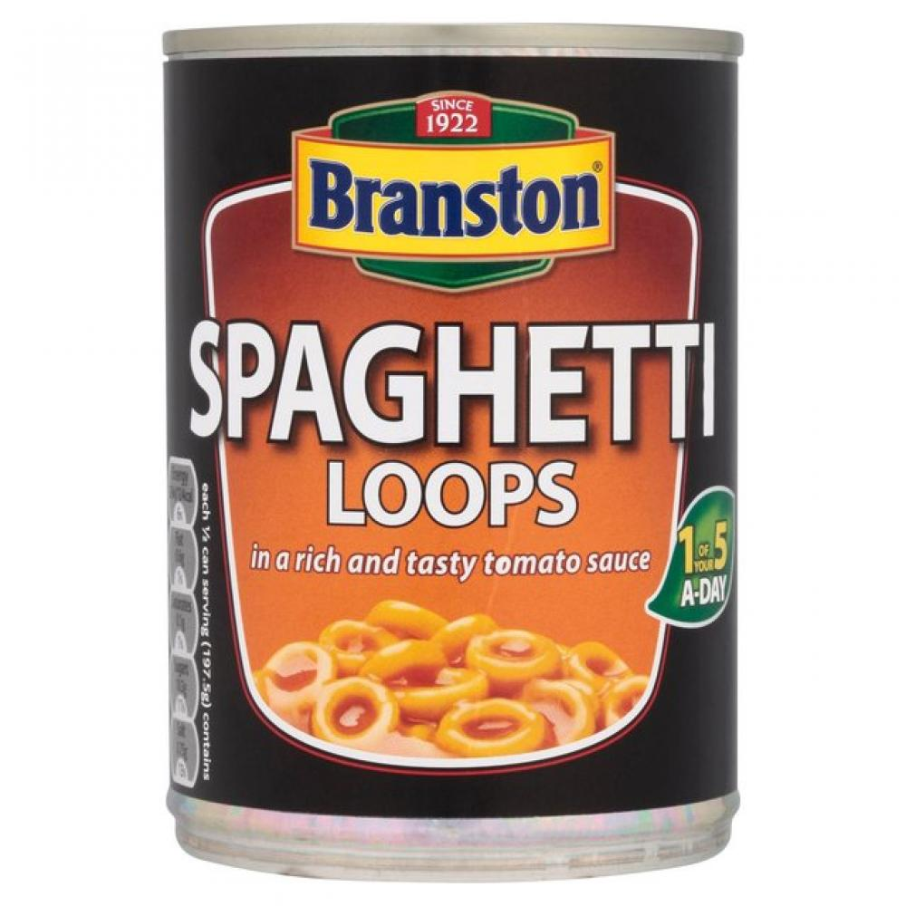 Branston Spaghetti Loops 395g