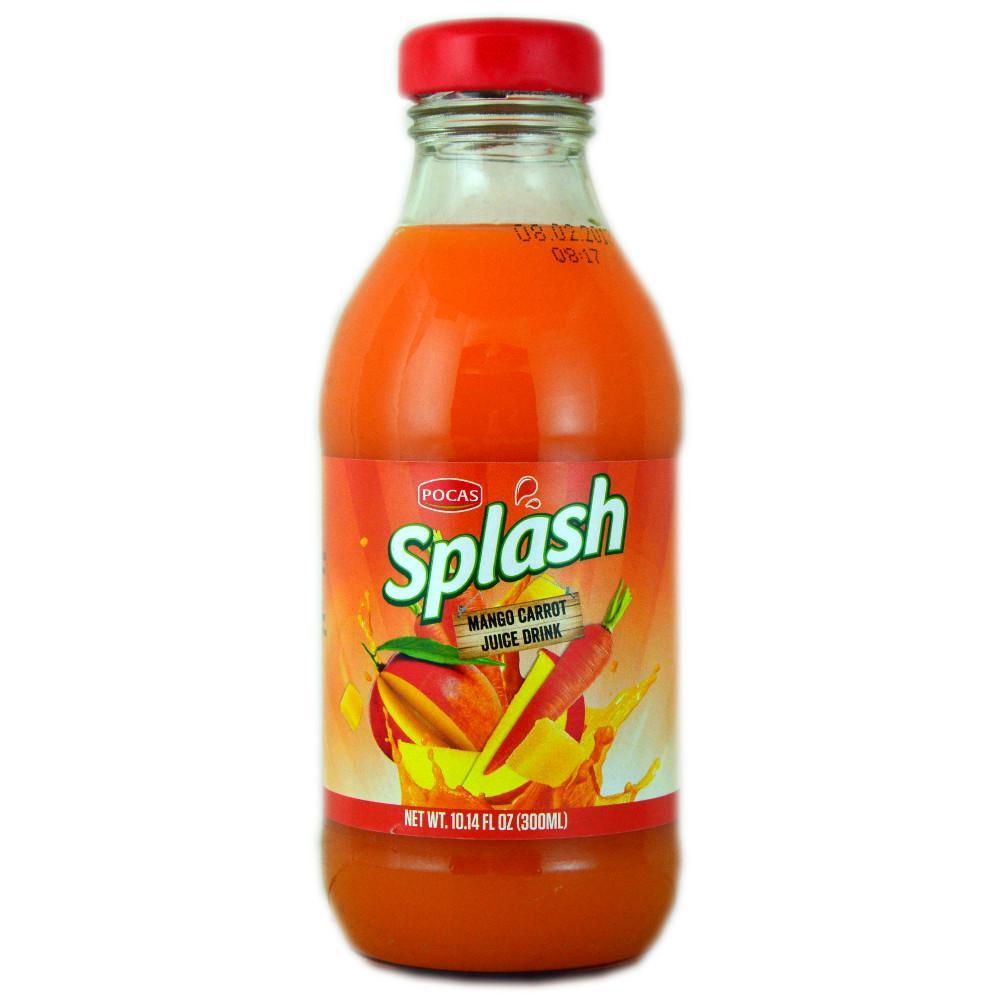 Splash Mango Carrot Juice Drink 300ml 300ml