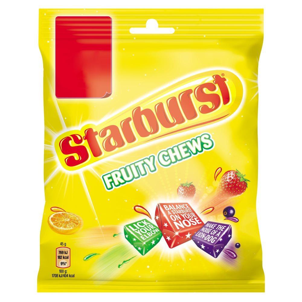 Starburst Fruit Chews Original 150g