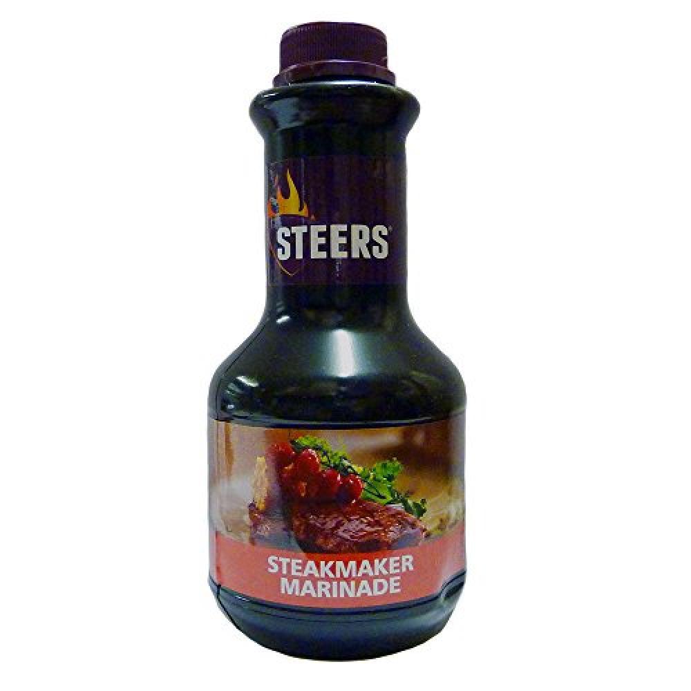 Steers Steakmaker Marinade 1 litre