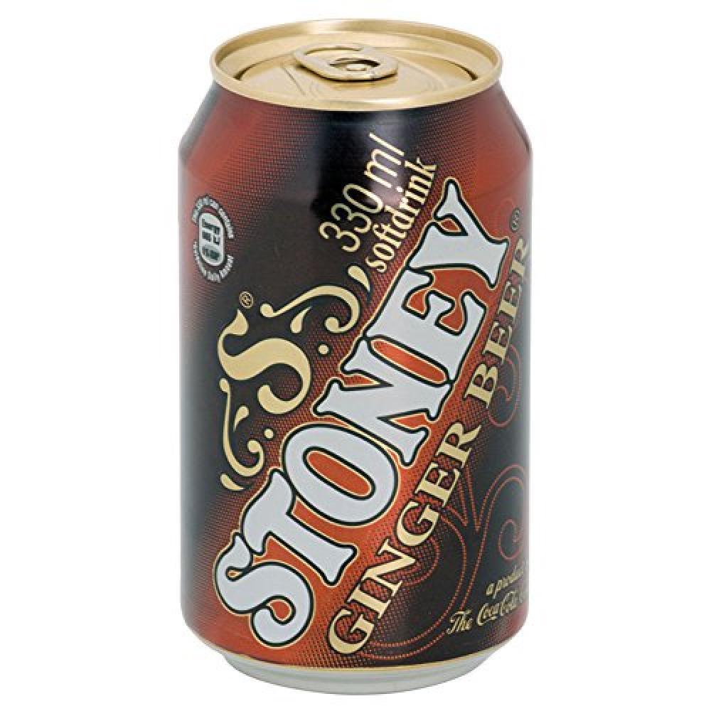 Stoney Ginger Beer 330 ml