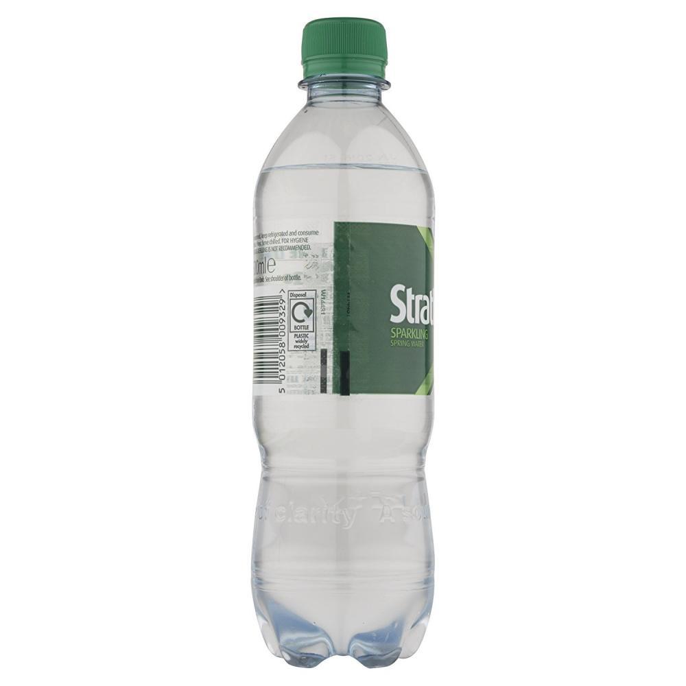 Strathmore Sparkling Spring Water 500ml