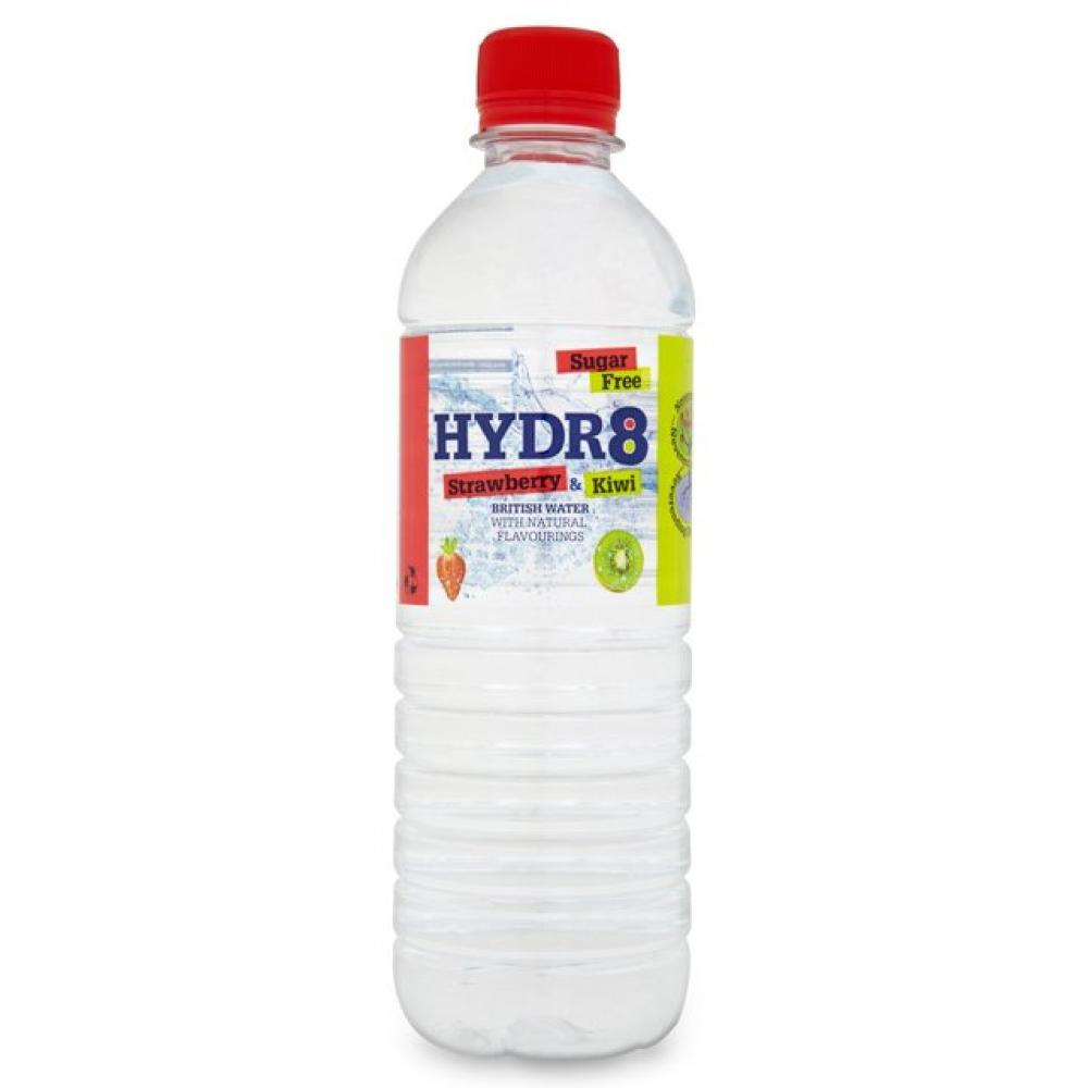 Hydr8 Strawberry and Kiwi Flavour Water 500ml