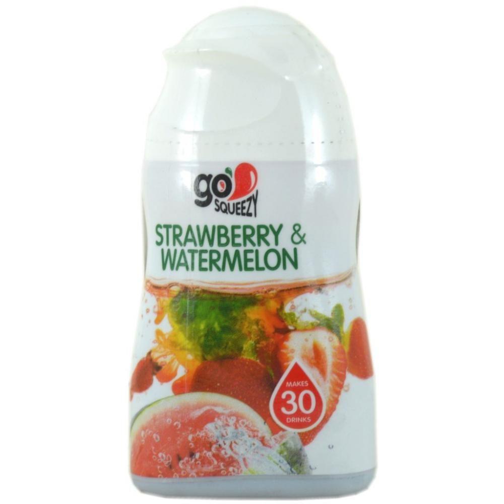 Go Squeezy Strawberry And Watermelon 50ml