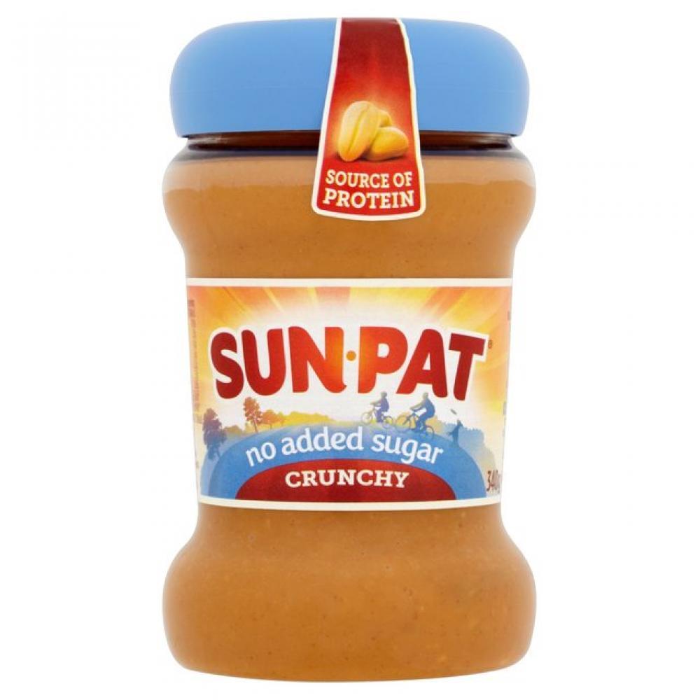 Sun Pat Crunchy Peanut Butter 340g 340g