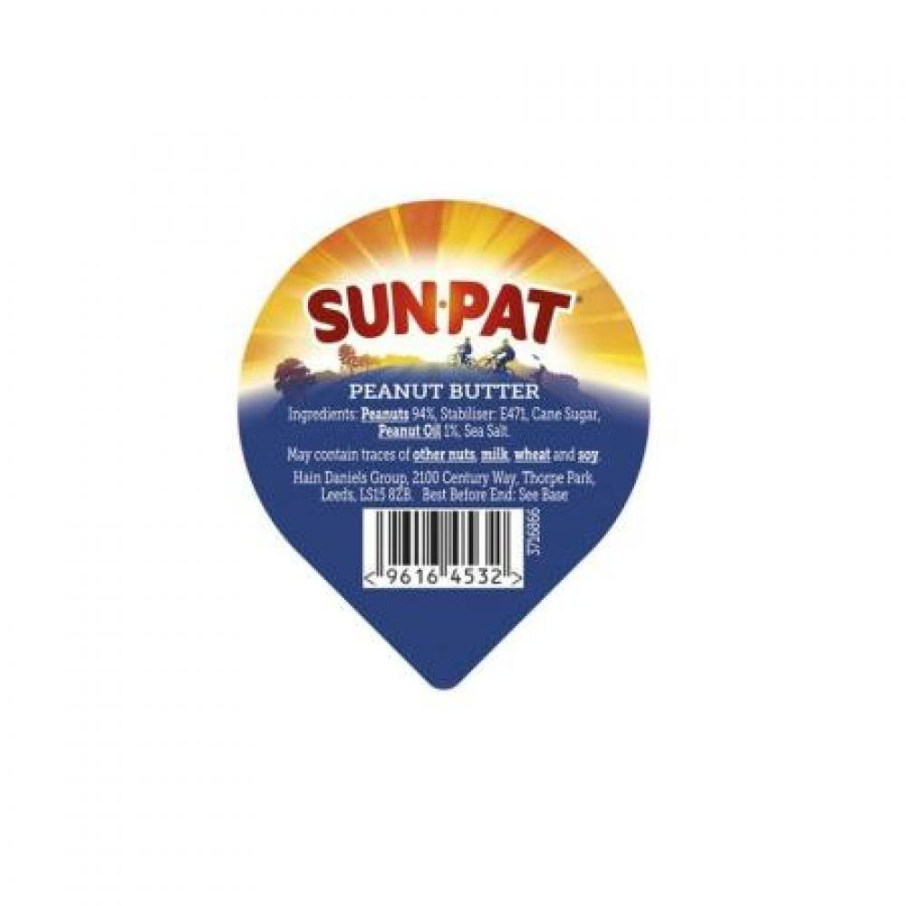 Sun Pat Peanut Butter Portions