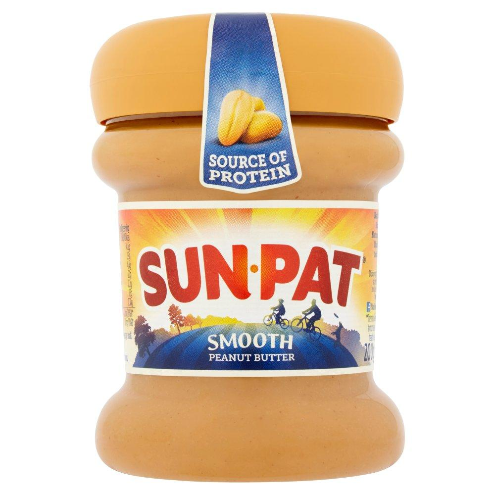 Sun Pat Smooth Peanut Butter 200g