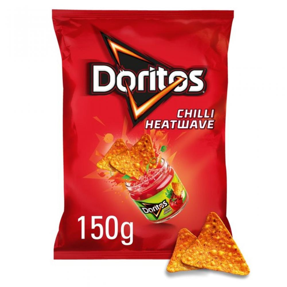 Doritos Chilli Heatwave 150g