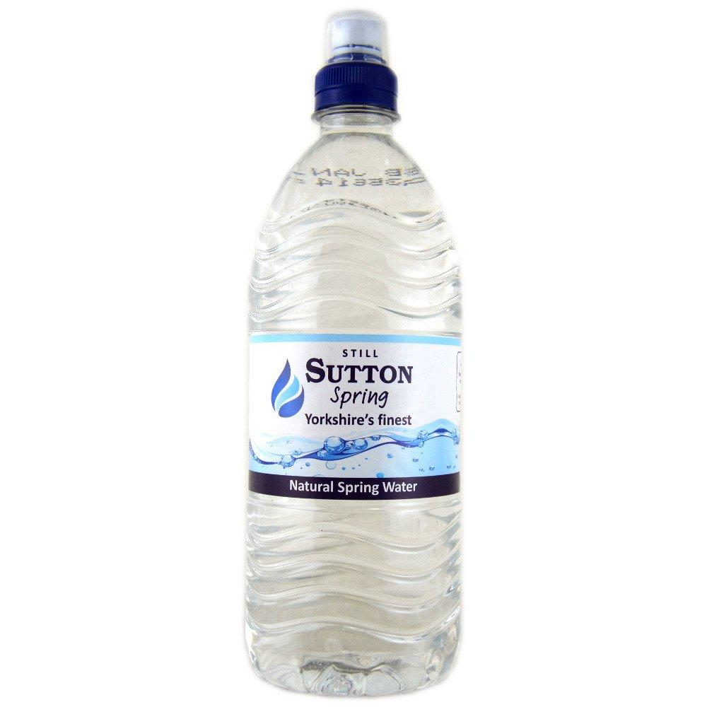 Sutton Spring Still Spring Water 750ml