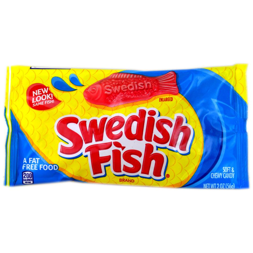 Swedish Fish Candy 56g 56g
