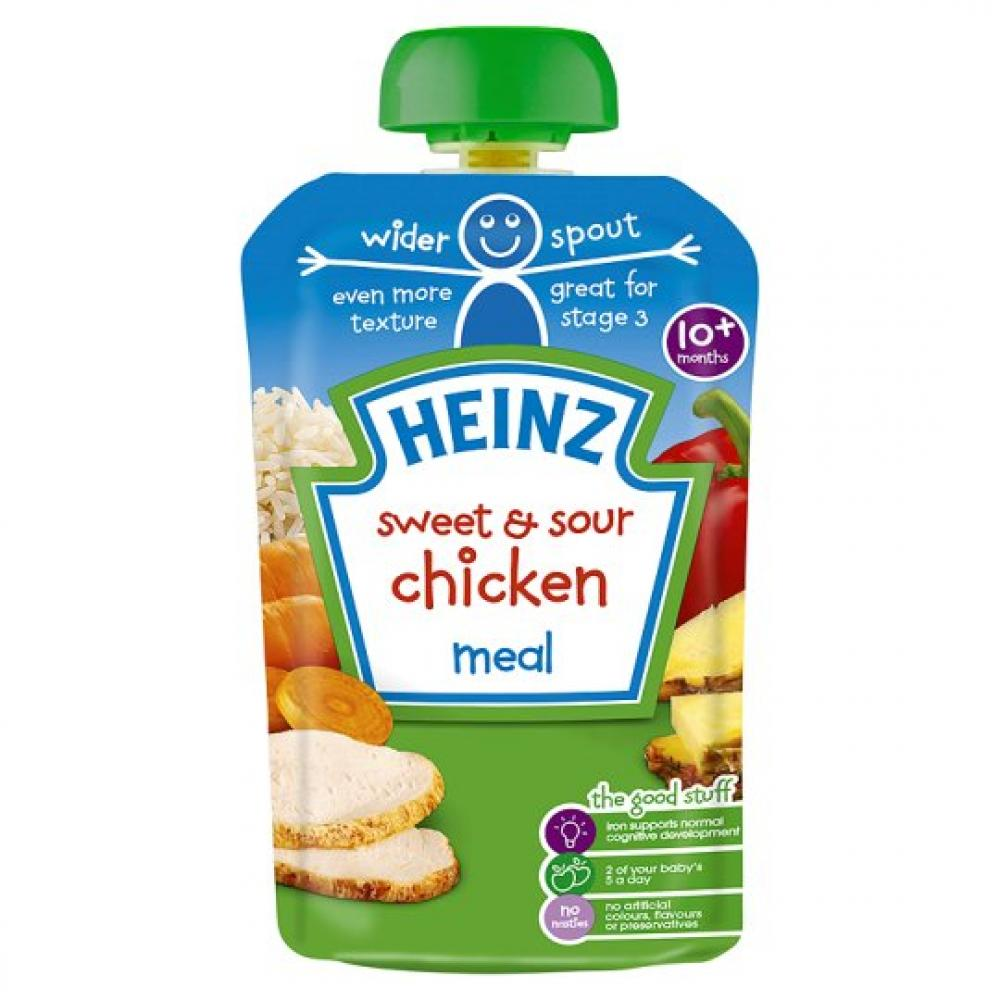 Heinz Sweet and Sour Chicken Meal 10 Months Plus 180g