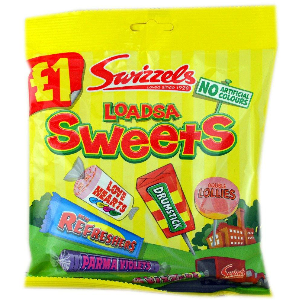 Swizzels Loadsa Sweets 135g