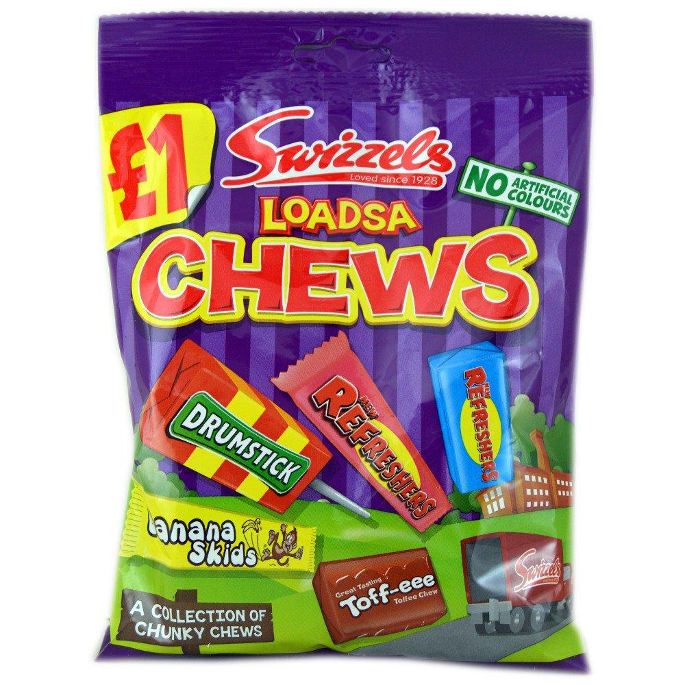 Swizzels Matlow Loadsa Chews 135g