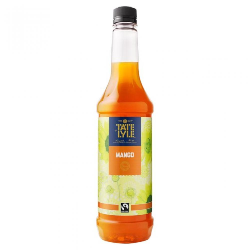 Tate and Lyle Mango Syrup 750ml