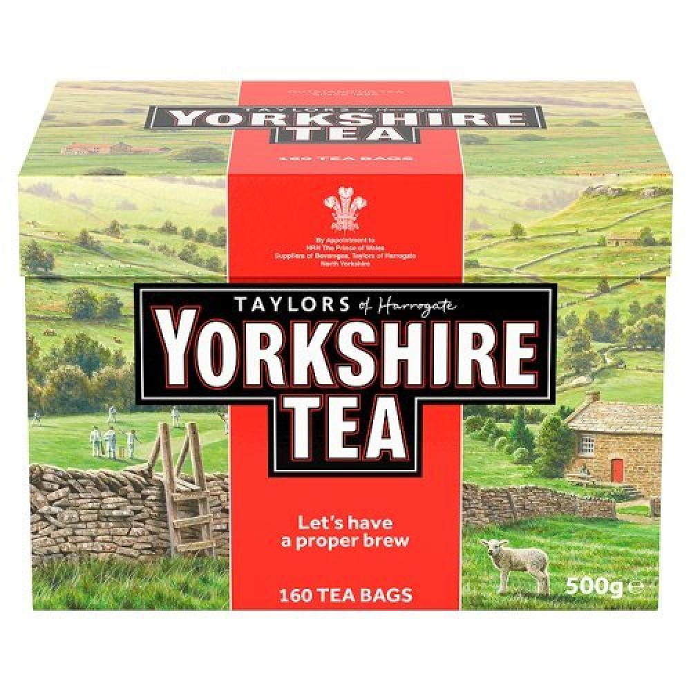 Taylors Of Harrogate Yorkshire Tea 160 bags