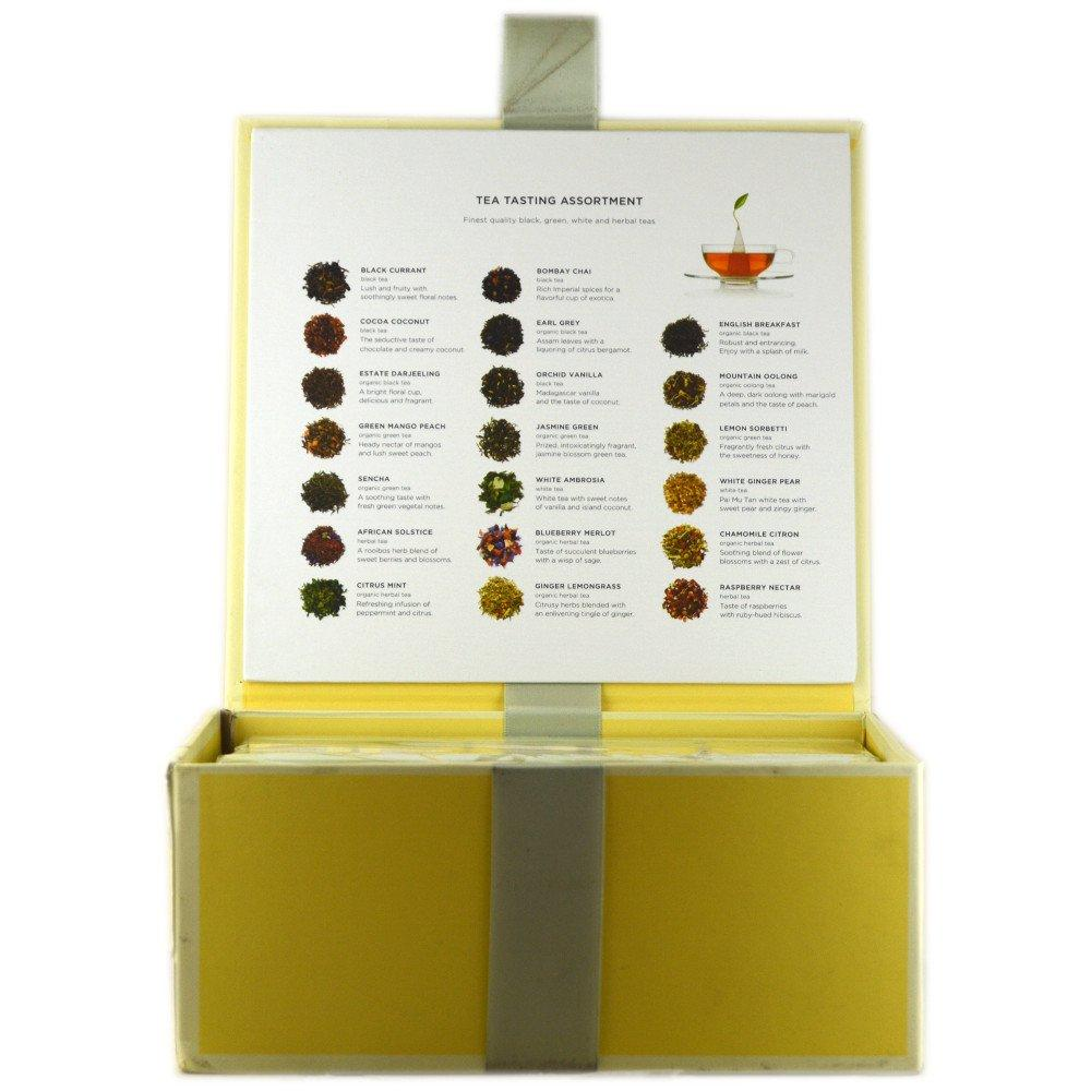 Tea Forte Tea Chest Tasting Assortment