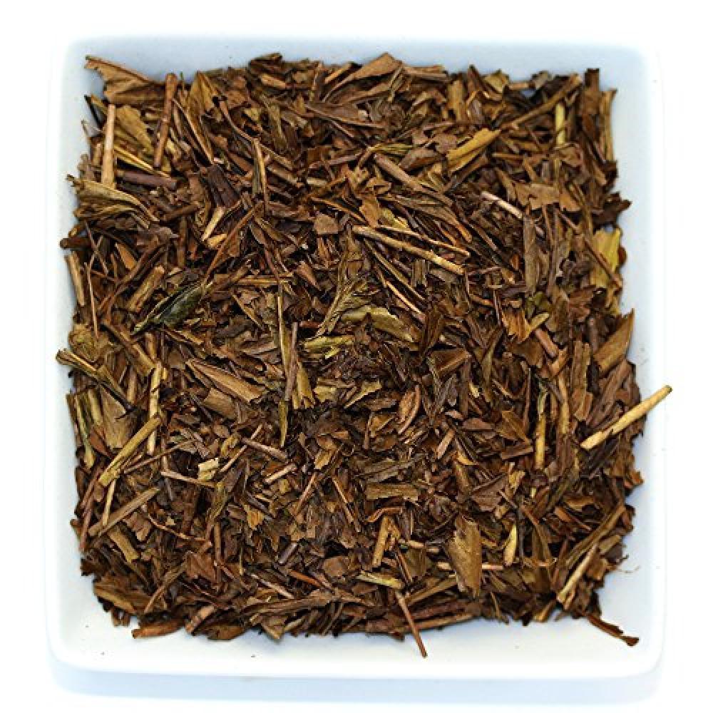 Tealyra Hojicha Japanese Green Tea - Premium Loose Leaf Tea 110g