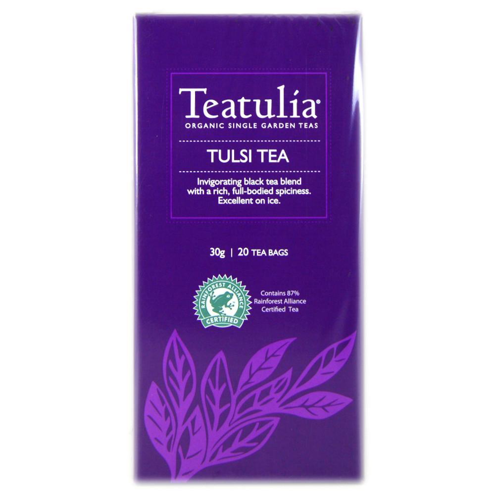 Teatulia Tulsi Tea 30g - 20 Bags 30g - 20 Bags 30g - 20 Bags