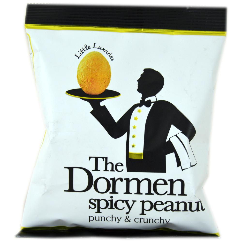 The Dormen Spicy Peanuts 75g
