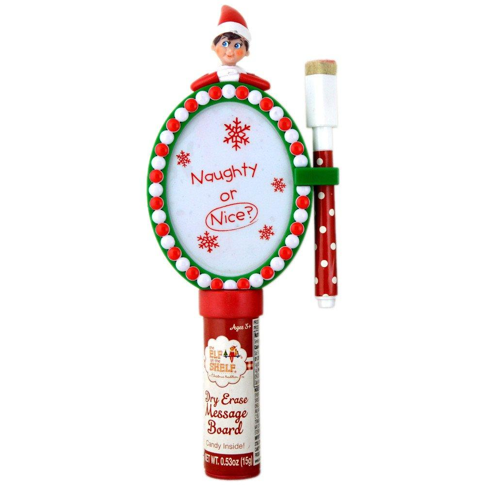The Elf on the Shelf Dry Erase Message Board 15g