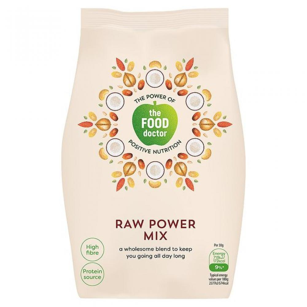 The Food Doctor Raw Power Mix 120 g