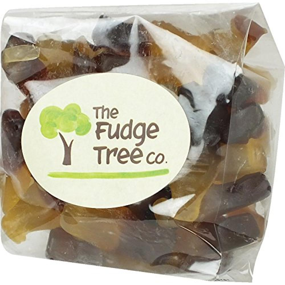 The Fudge Tree Company Cola Bottles Bags 155g