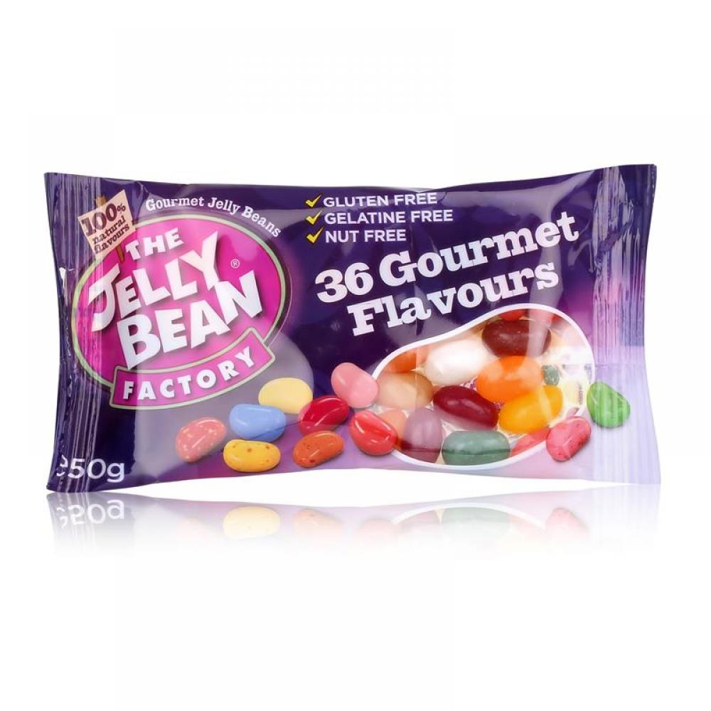 The Jelly Bean Factory Gourmet Jelly Beans 50g