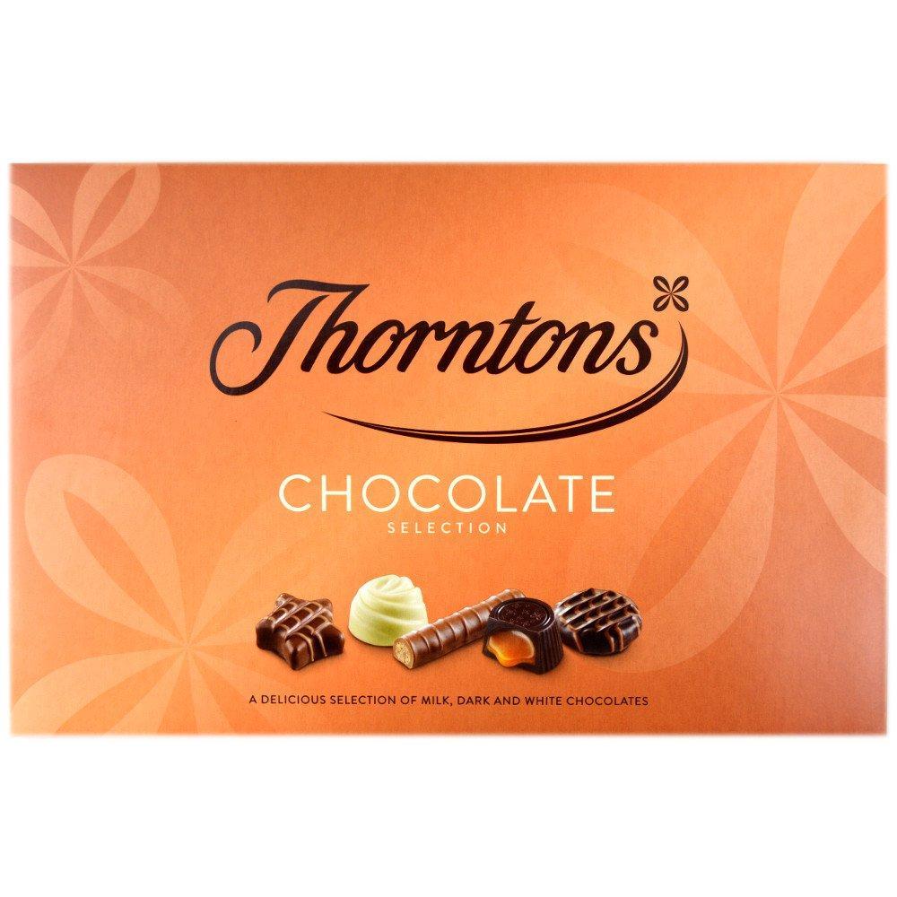 Best Thorntons Chocolate