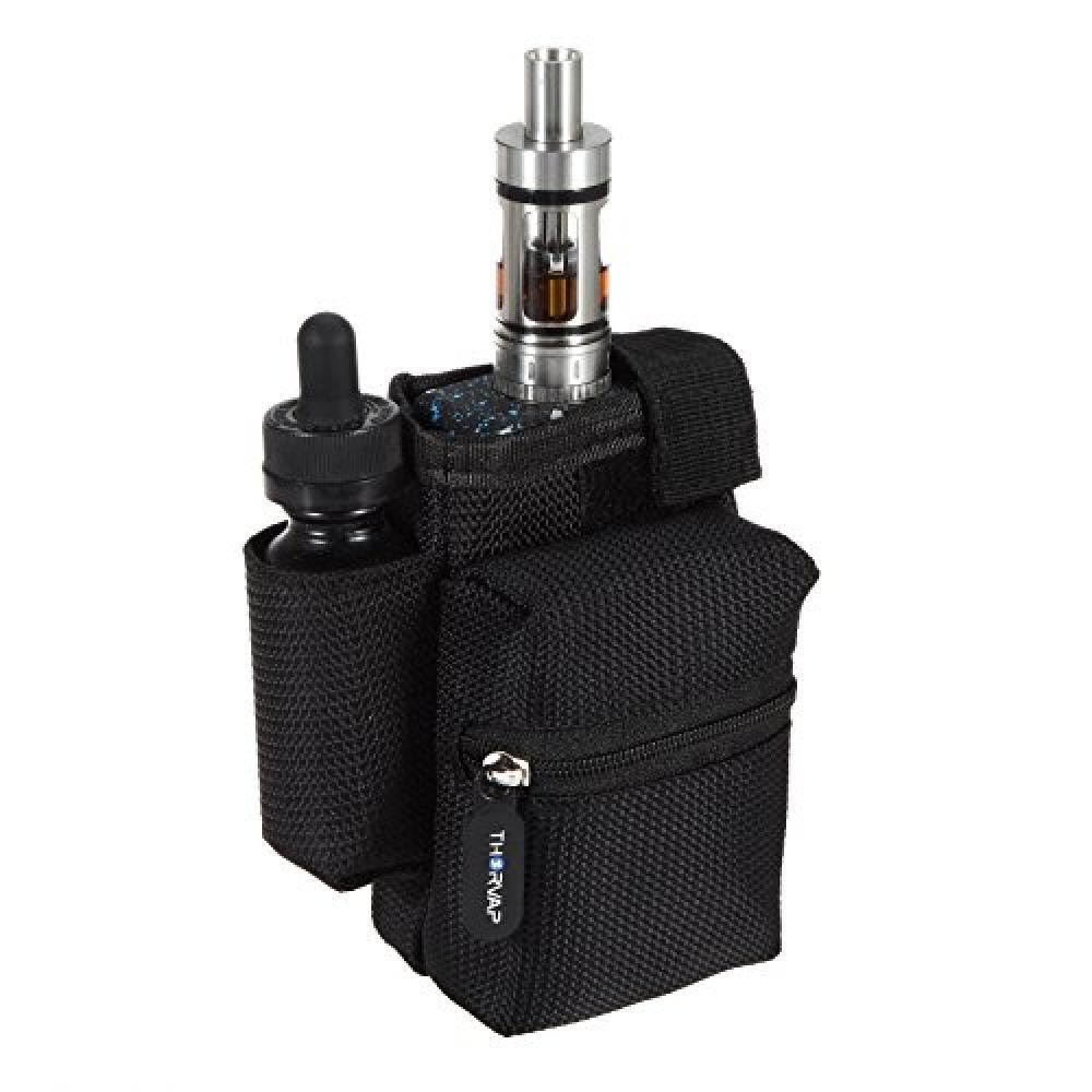 Thorvap Black Travel Carry Vape Case For Vape Box Mods