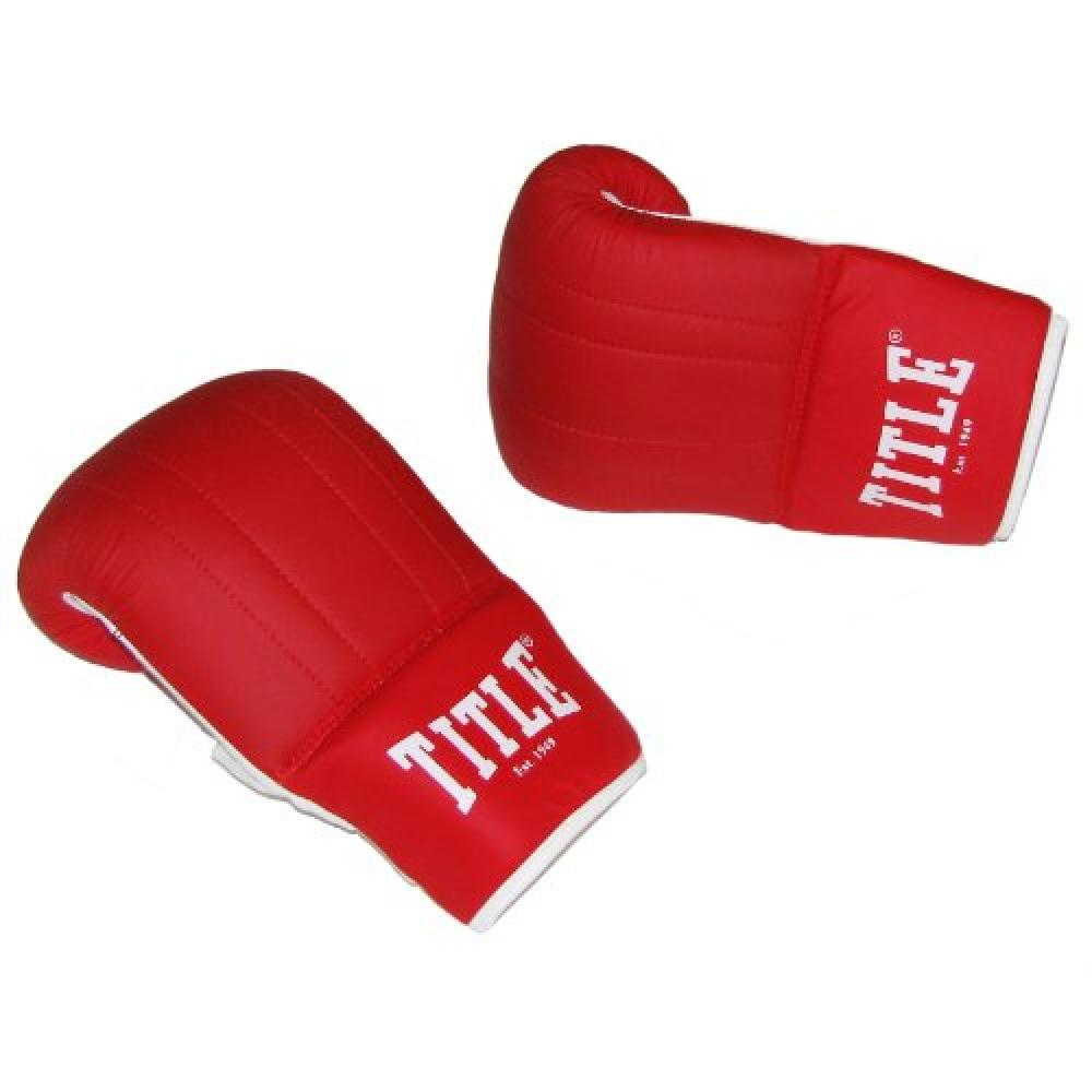 Title Mens Bag Mitts One Pair