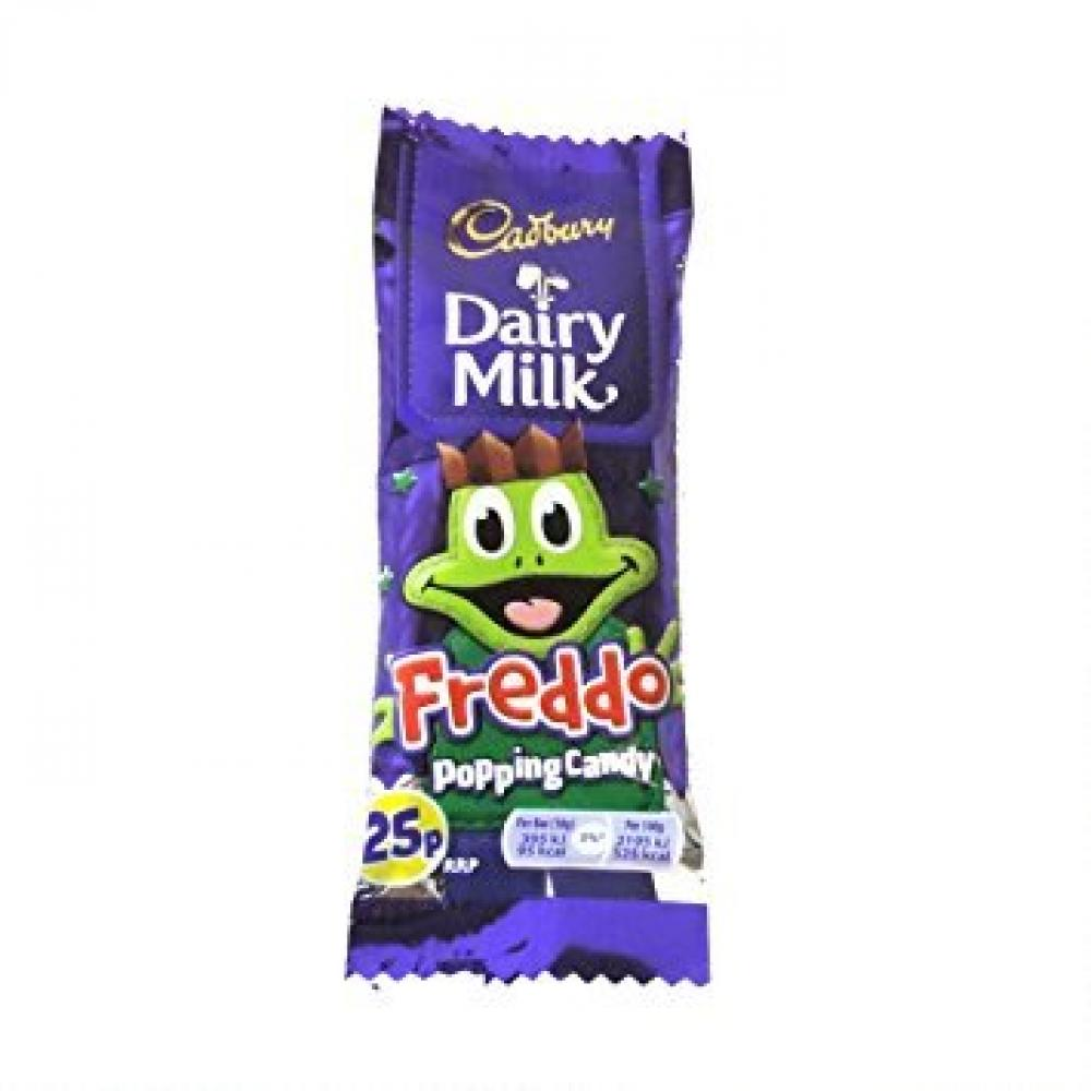 Cadbury Dairy Milk Freddo Popping Candy 18g