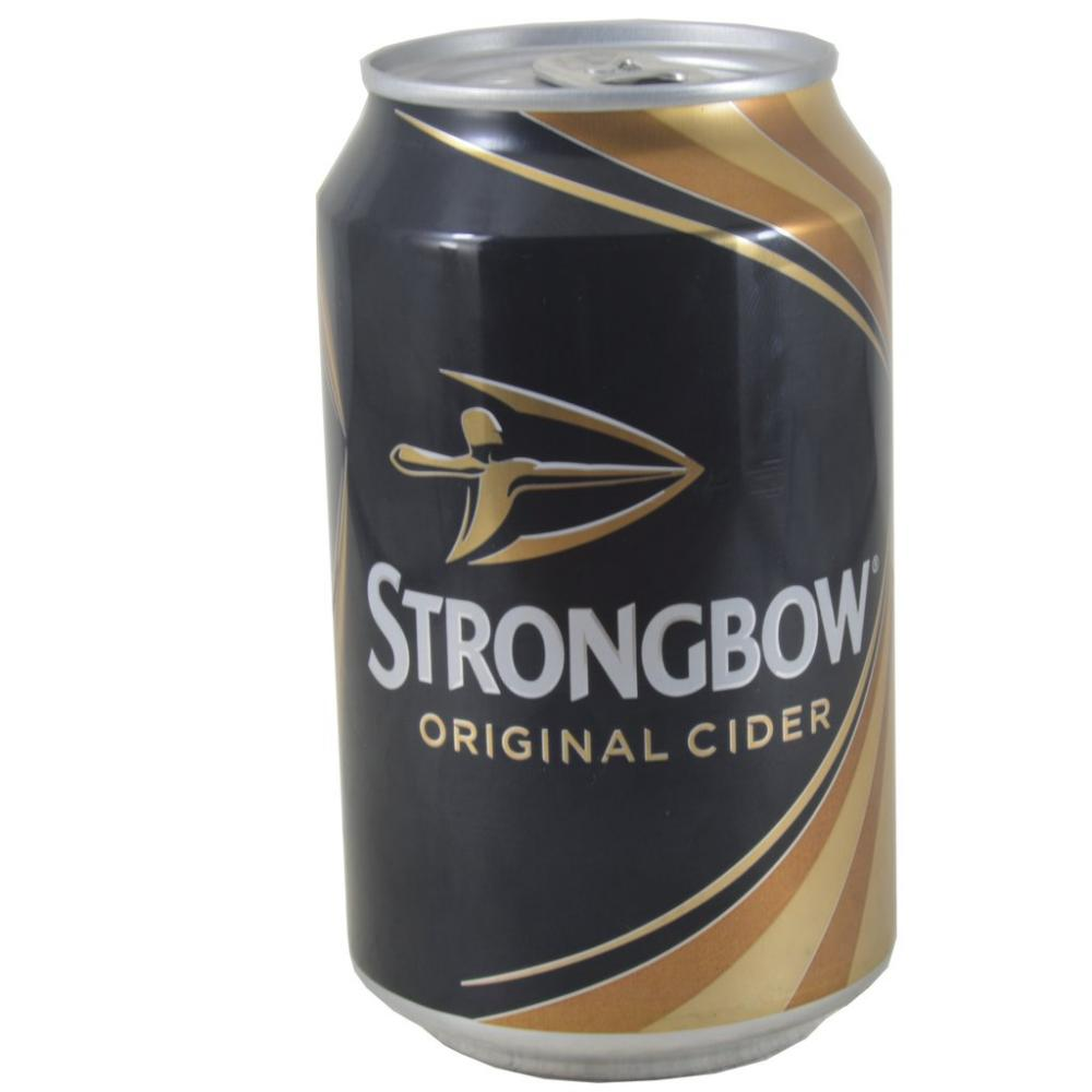 FLASH DEAL  Strongbow 330ml