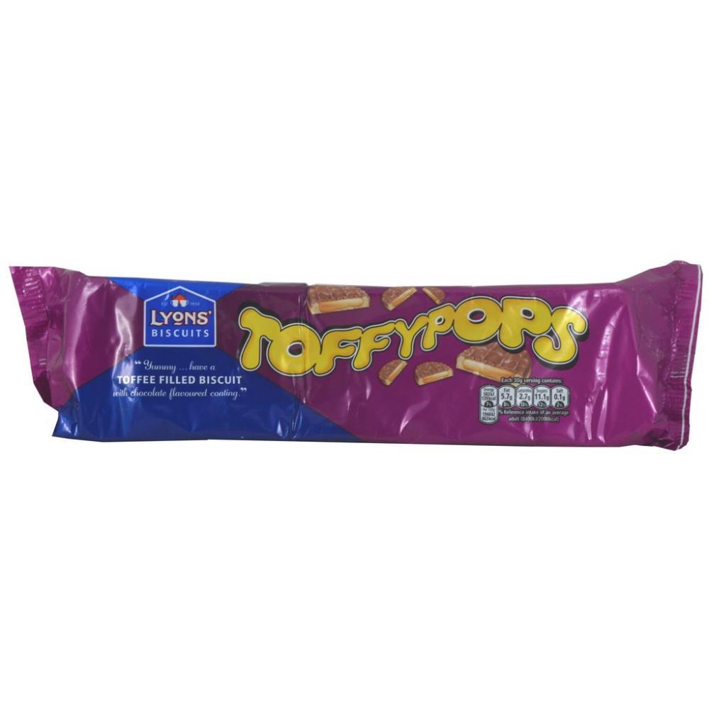 Lyons Toffypops 240g
