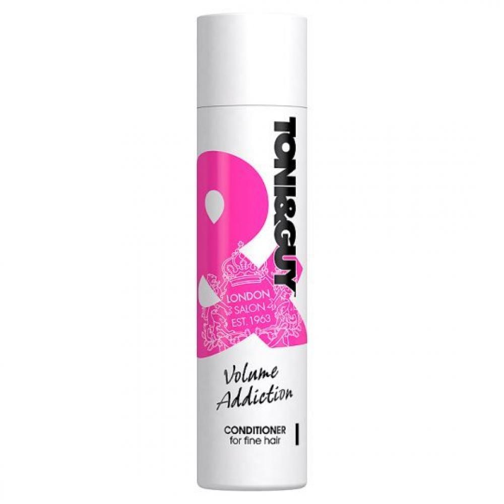 Toni and Guy Volume Addiction Conditioner 250ml