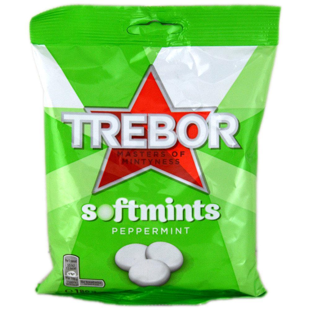 Trebor Softmints Peppermint 180g