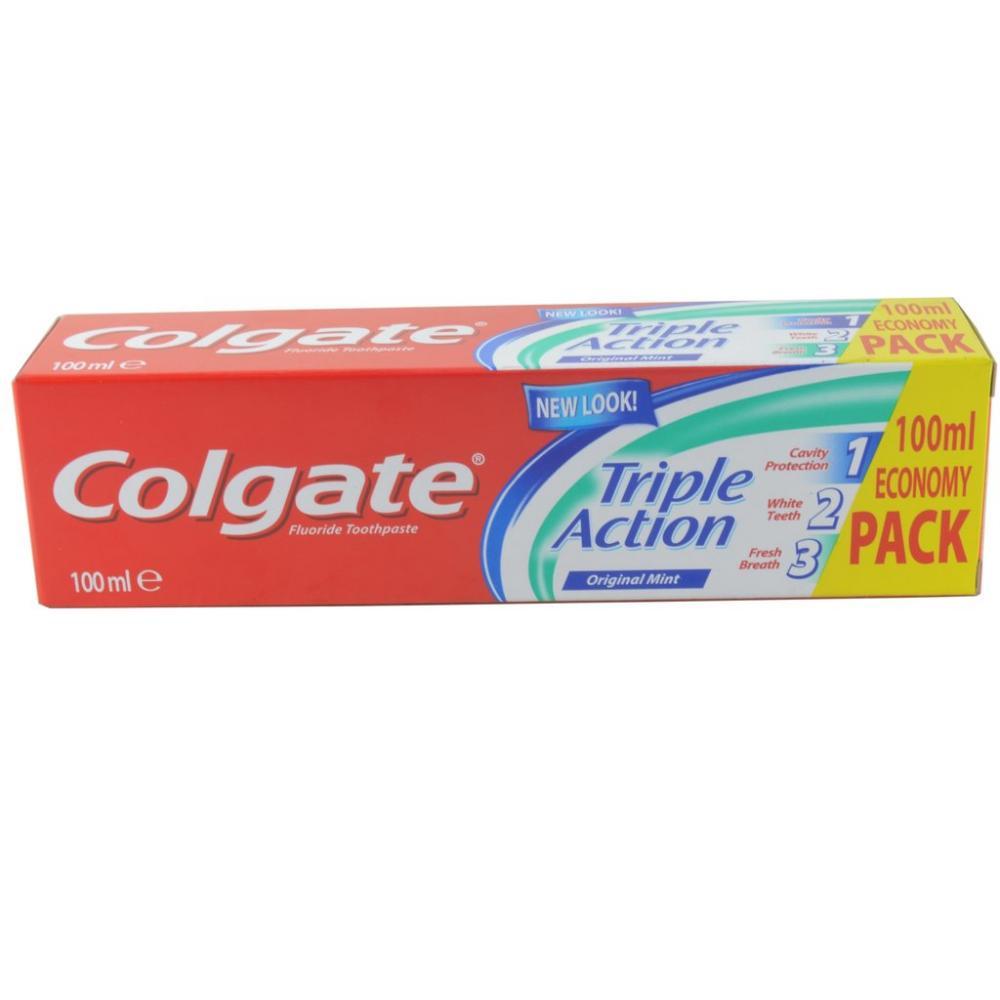 Colgate Triple Action Original Mint 100ml